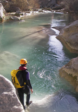 Canyoning Alquezar Contact | Contact